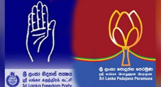 SLFP and SLPP alliance discussions to conclude before September 3rd