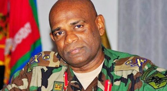Lt. Gen. Mahesh Senanayake promoted to General
