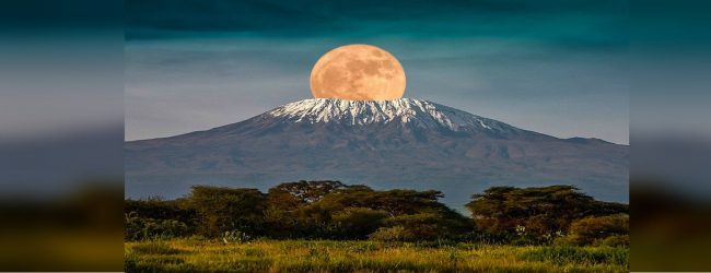 Two Sri Lankans conquer Mt.Kilimanjaro