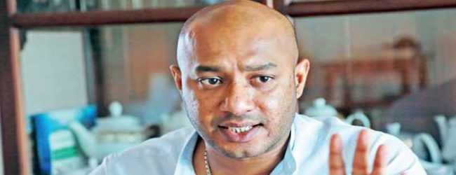 """Chairman of SLFP will be the candidate"" – Duminda Dissanayake"