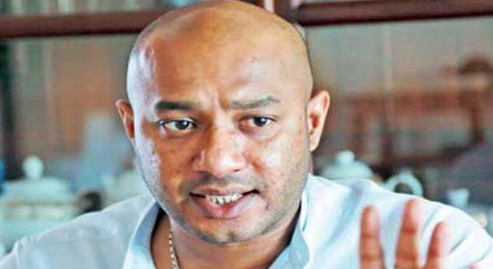 """Chairman of SLFP will be the candidate"" – Duminda Dissanayake"