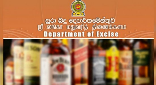 Islandwide excise raids: Rs. 68 bn generated through fines