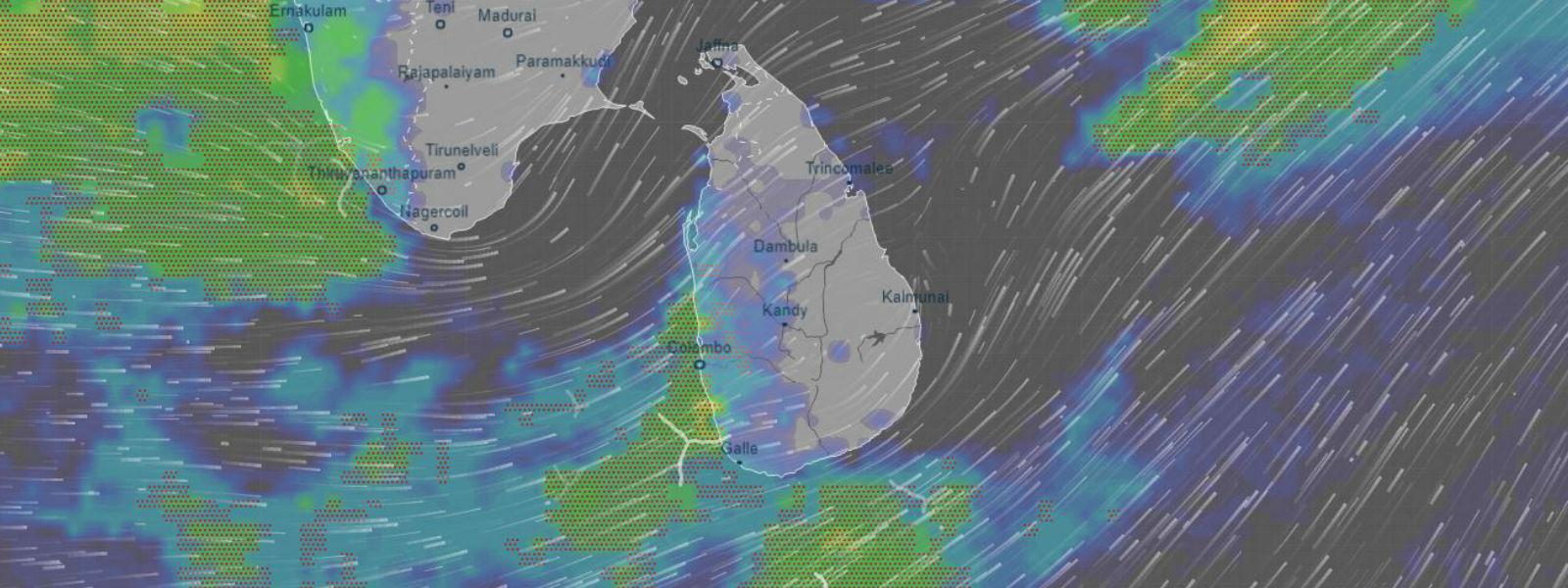 Brace for heavy rains today