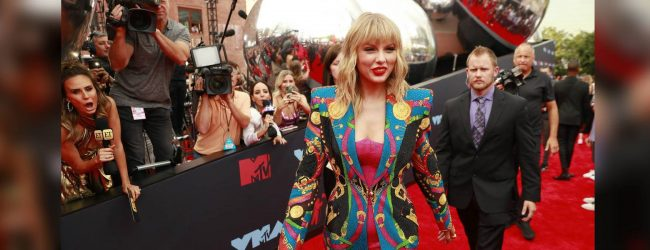 Swift, Cardi B and Missy Elliott bring girl power to Video Music Awards show