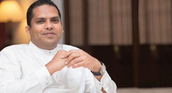 If Sajith doesn't contest I will take a 5-year break: Min. Harin Fernando