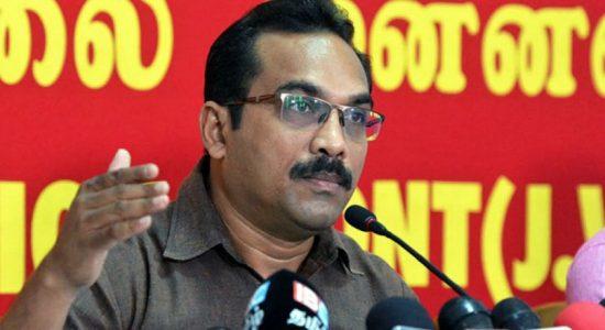 MP Bimal Ratnayake raises concerns against injustice in parliament