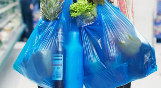 700kg of low-quality polythene discovered in Matale warehouse
