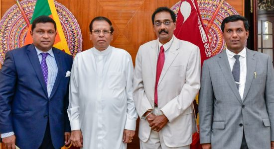 Maithri Guneratne is new Uva Governor; Keerthi Tennakoon is new Central Province Governor