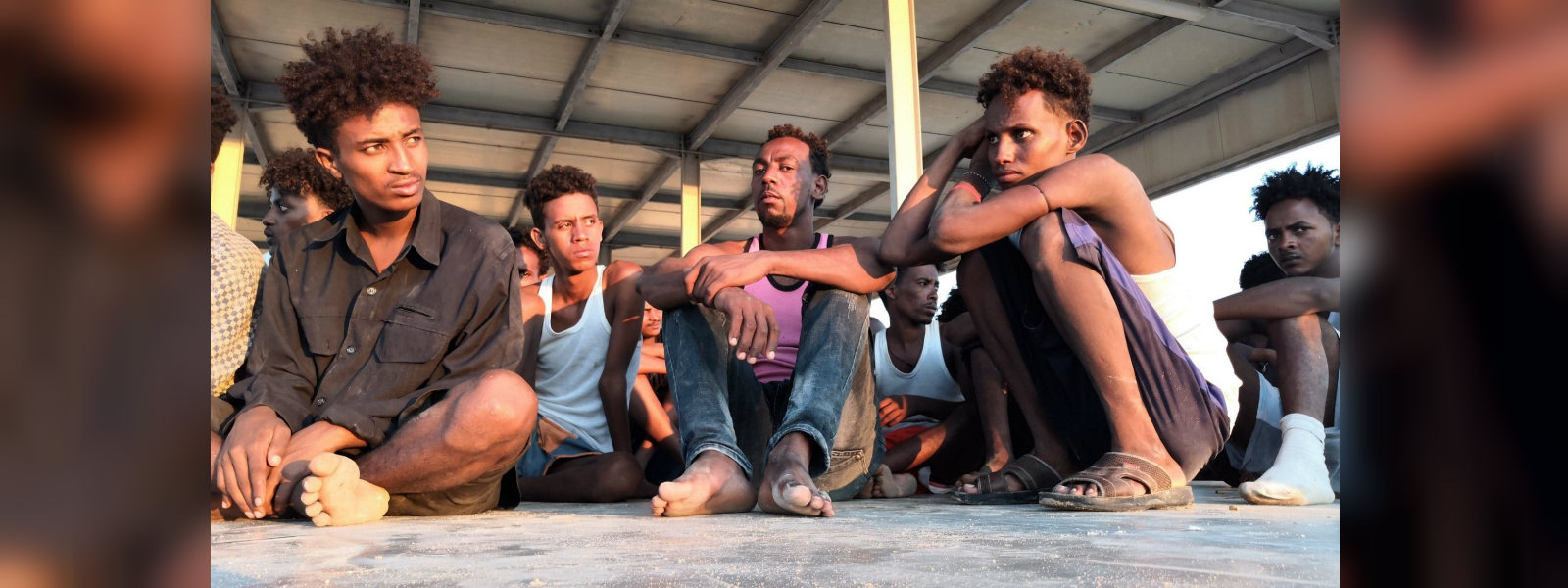 Libya to shut down three migrant detention centers