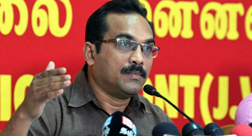 """Today is a black day in parliament"" : MP Bimal Ratnayake"