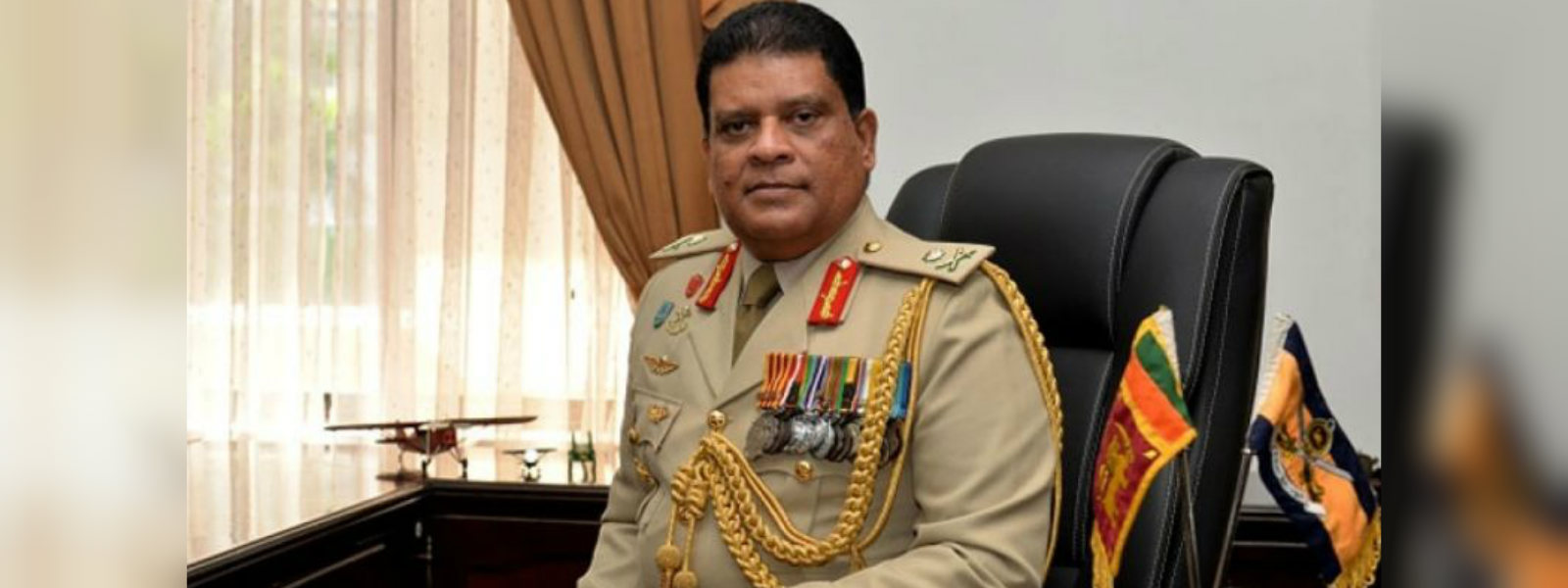 """I'm committed to safeguard my country despite accusations"" : Army Commander Shavendra Silva"