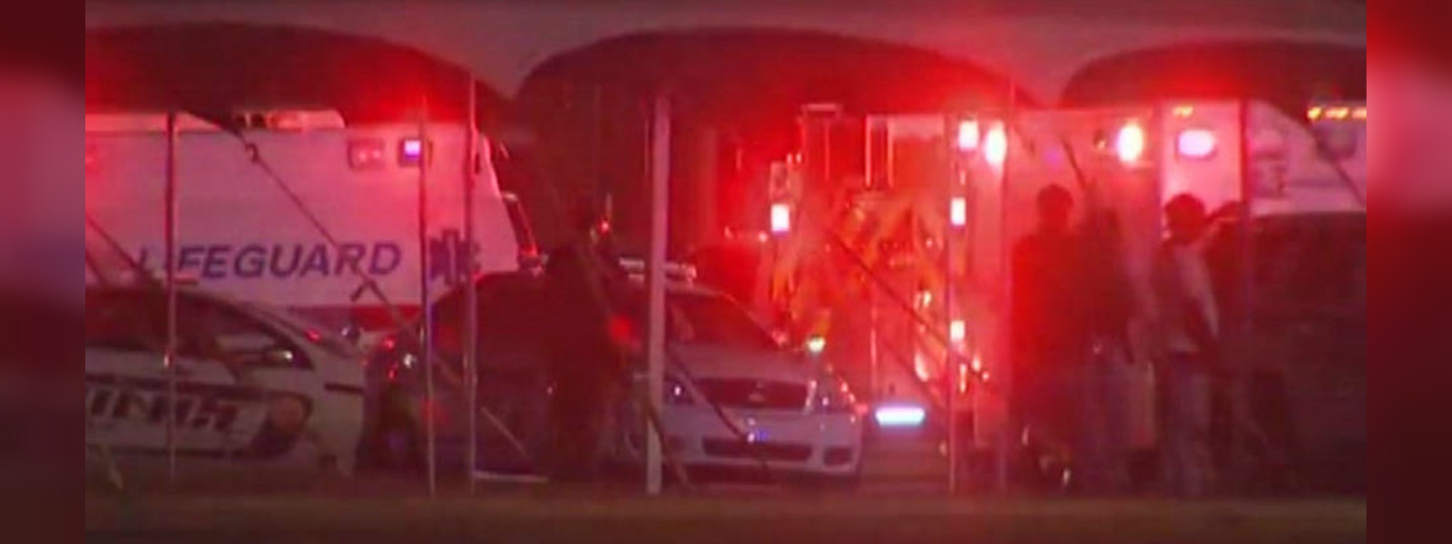 Ten teens shot after high school football game in Alabama – police