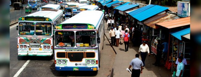 No licenses for semi-luxury buses without GPS