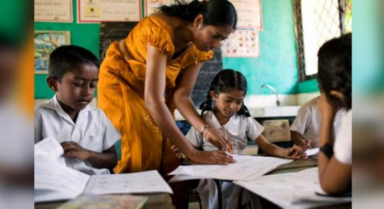 Over 1000 vacancies for teachers in the Western province to be filled immediately