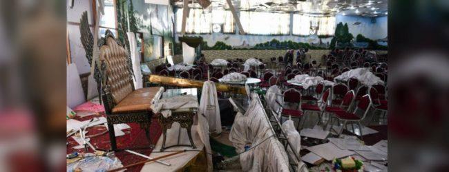 Bomb kills 63 at wedding in Kabul, Afghanistan