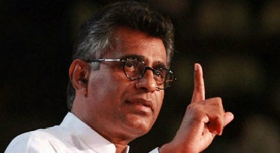 Announce the presidential candidate or we are forced to look for alternatives-Minister Patali Champika Ranawaka