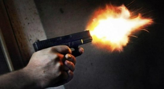 Shooting in Middeniya injures one