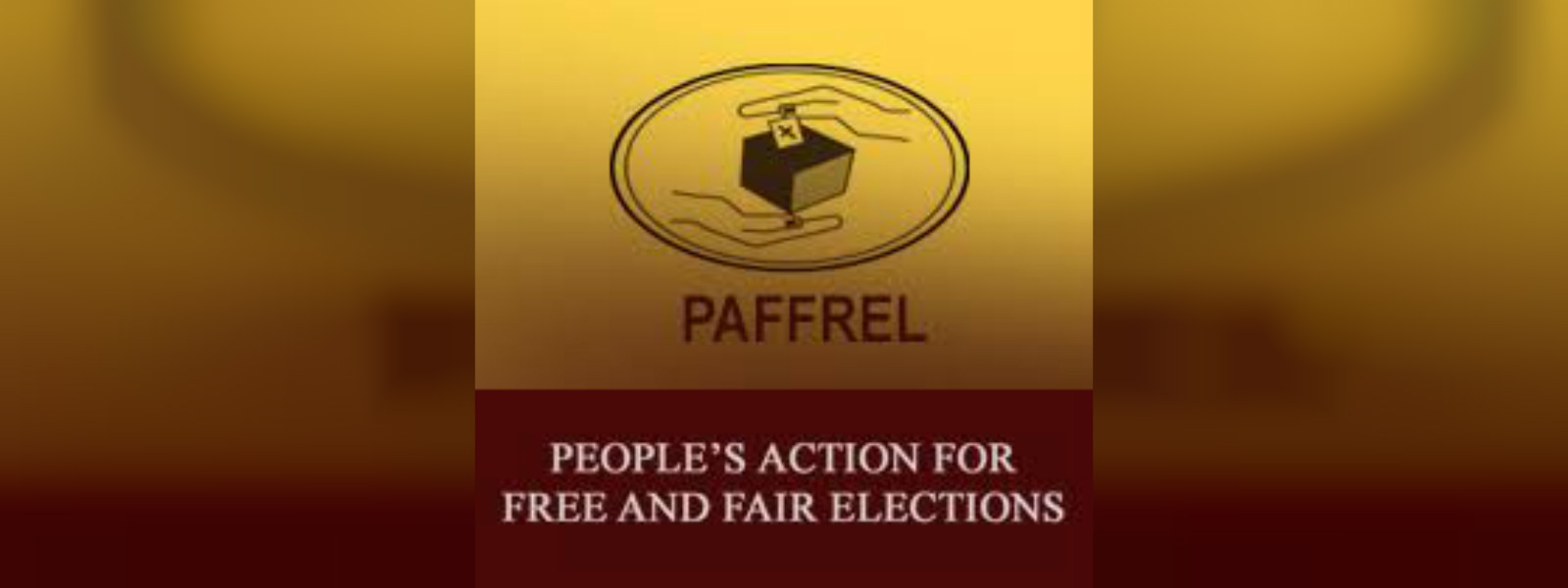 Special mechanism to monitor social media during elections – PAFFREL