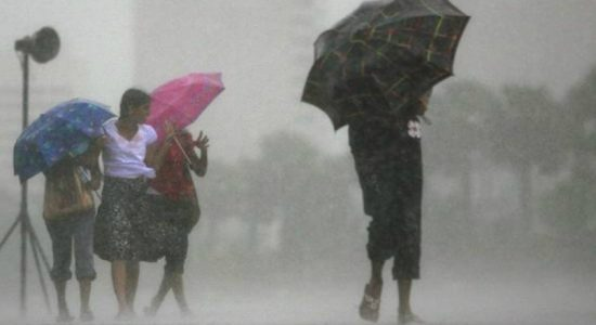Weather warning: Wind speeds to increase