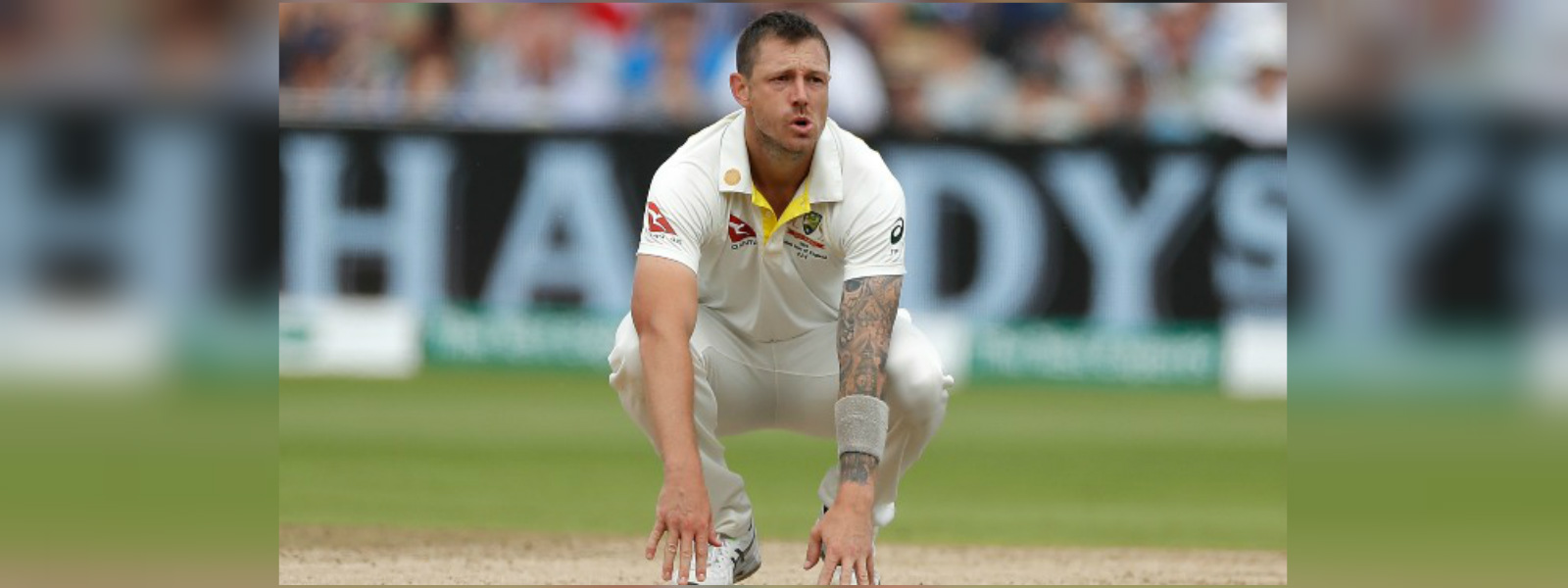 Australia drop Pattinson for second Ashes test