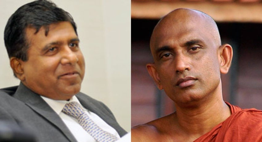 Disciplinary action against Venerable Athuraliye Rathana Thero and Wijeyadasa Rajapaksha