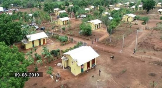 3 Uda Gammana projects worth Rs. 44.4 million vested with the public