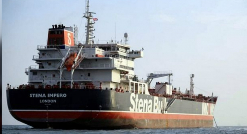 Iran seizes another tanker in the Gulf: State Media