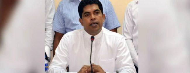 MP Shantha Bandara resigns to fill vacancy in Kurunegala