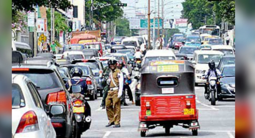 Vehicle travel in Seenigama to be restricted from tomorrow