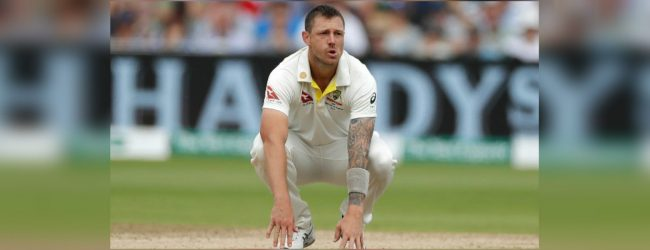 Australia drop Pattinson for second Ashes test