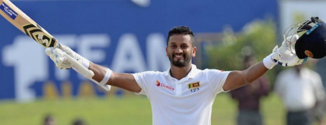 Skipper leads Sri Lanka to comfortable win in Galle