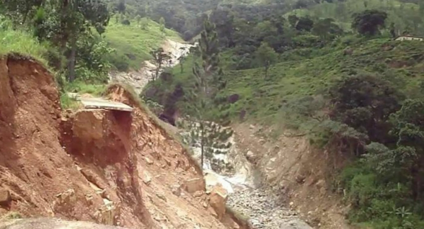 Landslide Early Warning for several areas