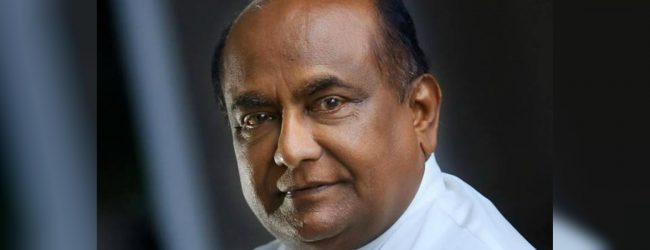 Prime Minister would destroy UNP very soon – Mahinda Yapa Abeywardena