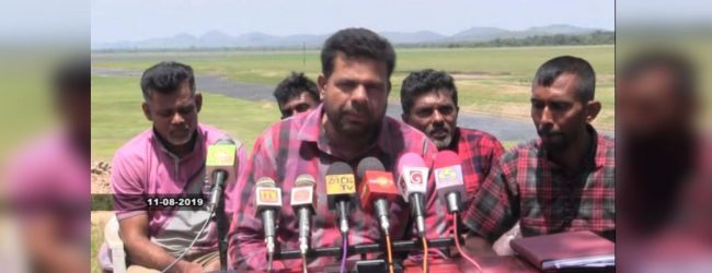 Please stop deceiving farmers with false promises : Namal Karunaratne