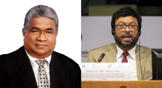 2 SLMC MPs reinstated as State Ministers