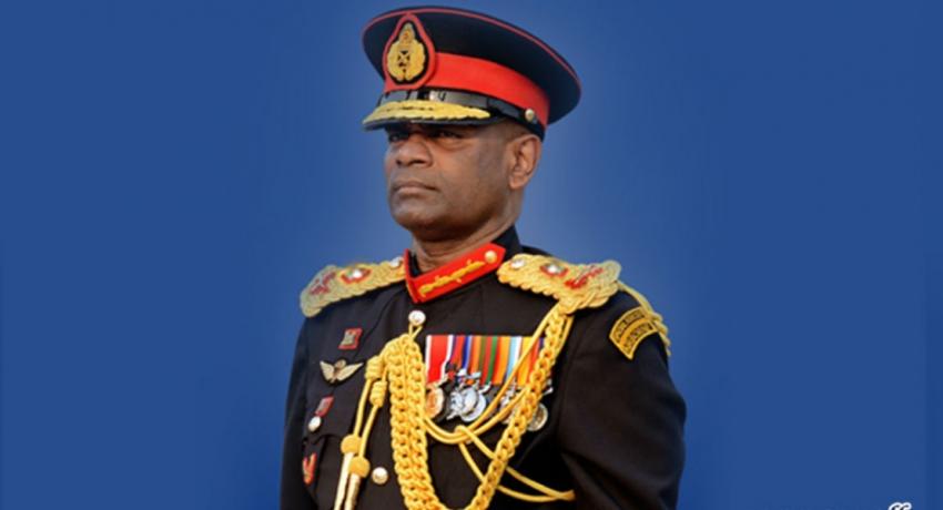Retired General Mahesh Senanayake : 4 decade military service