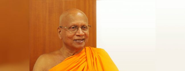 People slinging mud at monks should be removed from party: Bellanwila Dhammarathana Thero
