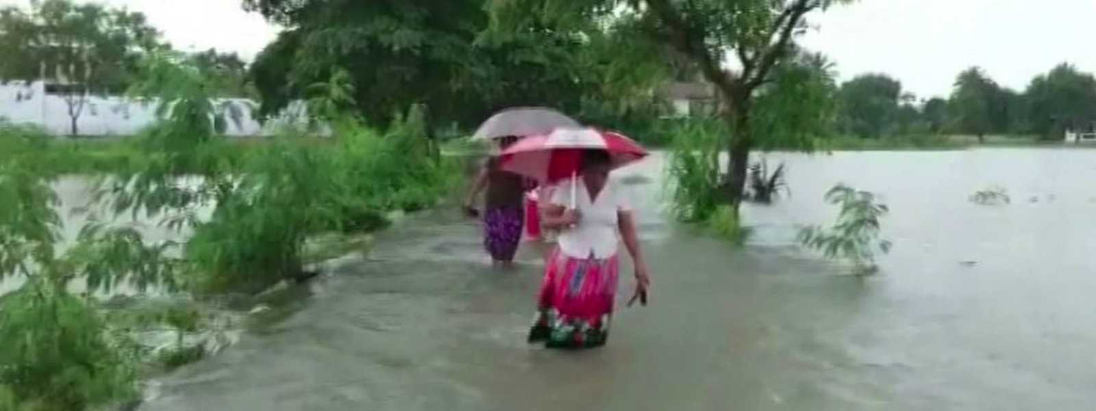 Heavy rain across the island hampers lives