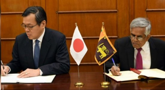 Japan donates Yen 1 billion to strengthen anti-terrorism measures