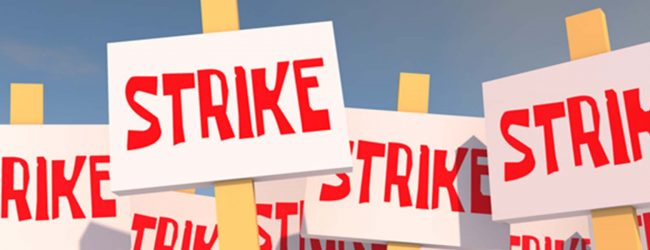 Non-academic staff strike enters day 3