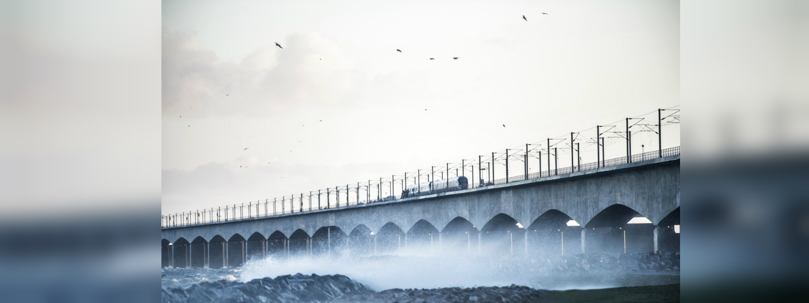 World's longest Viking bridge completed after three-year project