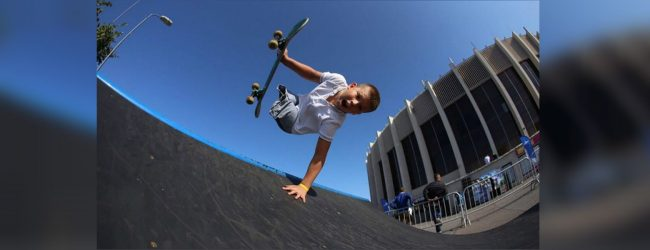 10-year-old skater without legs goes viral after Tony Hawk shoutout