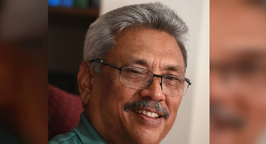 """The country has lost its sovereignty and freedom"" : Gotabaya Rajapakse"