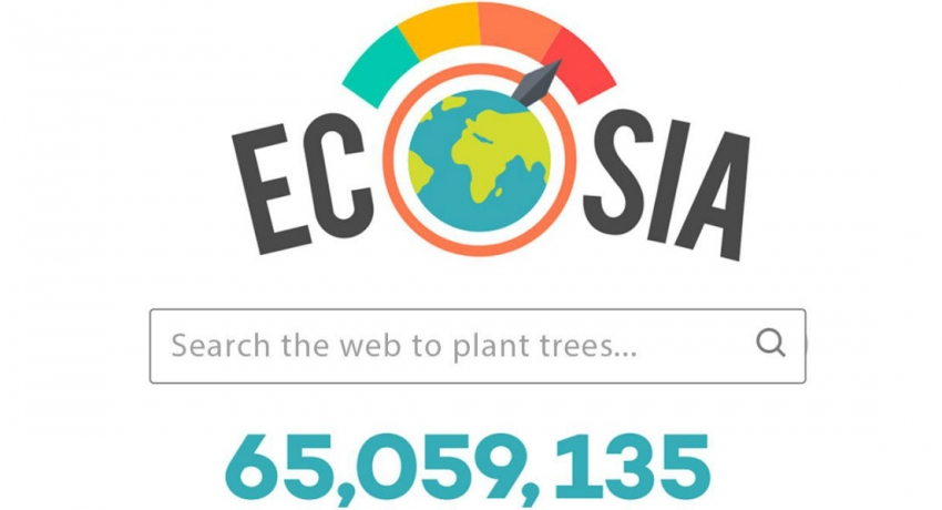 Ecosia: Your chance to be a superhero