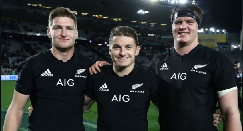 Dual playmakers continue as all three Barretts to start for NZ