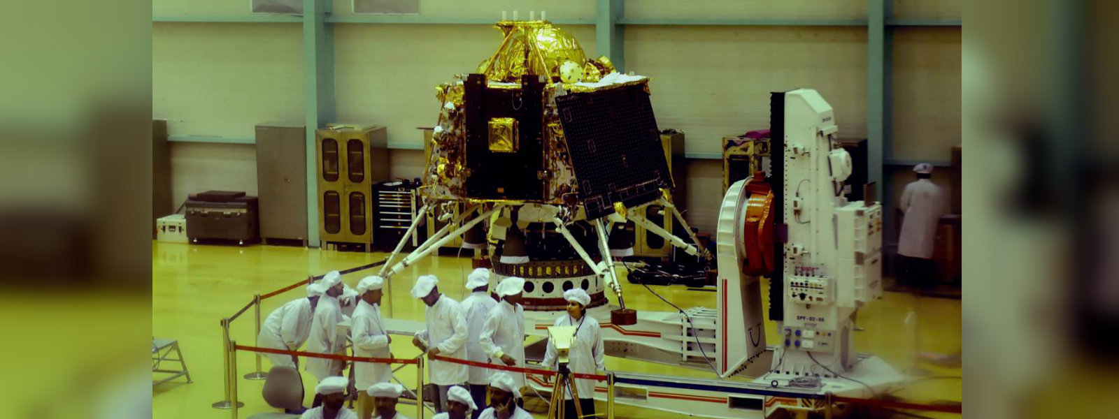 Chandrayaan-2: India to launch second phase of the three-in-one Moon mission