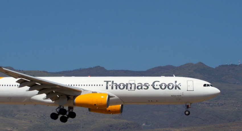 Thomas Cook collapse: UK aviation authority launches 'huge' repatriation effort