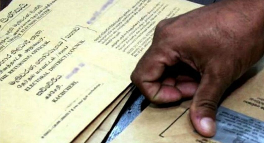 Presidential Elections : Deadline for applications for postal voting extended
