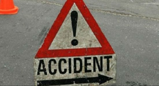 10-year-old dies in a motor accident in Dompe