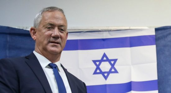 Netanyahu's main election rival, Gantz, says it appears prime minister lost